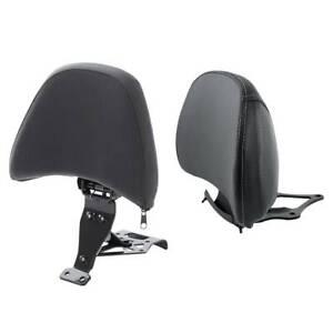 Synthetic Leather Driver Passenger Backrest For Honda Goldwing GL1800 2018-2020