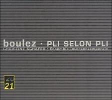 Boulez: Pli selon Pli (CD, Deutsche Grammophon)
