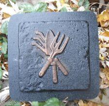 Gostatue MOLD plaster cement garden tools plastic travertine tile mold