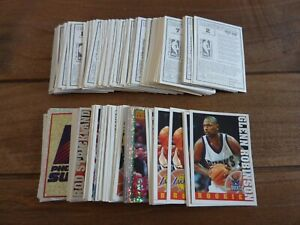 Panini Basketball 95-96 NBA Stickers - VGC! 1995/96 - Pick Your Stickers!