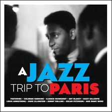 A Jazz Trip To Paris VARIOUS ARTISTS Best Of 40 Songs ESSENTIAL New Sealed 2 CD