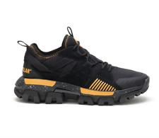 CAT CATERPILLAR - Unisex Raider Sport Black Yellow Sneakers - M 5 W 7 EU 38 NWOB