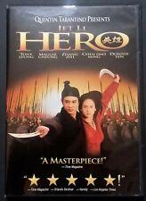 Hero (2002) Dvd Jet Li