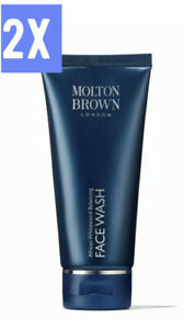 MOLTON BROWN African Whitewood Balancing Face Wash 100 ml New Xmas Offer