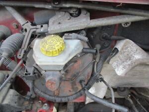 vw transporter T4 brake servo + master cylinder 7D0612101 E 1990 - 03 Caravelle