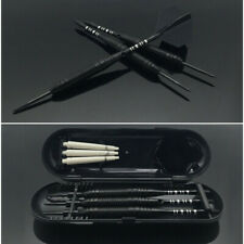 22g 3pcs/set Tungsten Darts Set, Steel Tip+Shaft+Flight+Barrel+Case