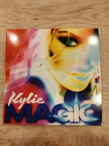 Kylie - Magic Limited Edition Transparent Yellow 7 Inch Vinyl - FREE DELIVERY ✅