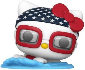 Funko - POP Sanrio: Hello Kitty Sports- Swimming Hello Kitty Brand New In Box