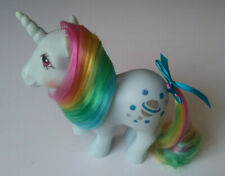 G1 My Little Pony Rainbow Unicorn MOONSTONE Vintage MLP 1980's