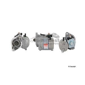 One DENSO Starter Motor 2800281 for Toyota Celica
