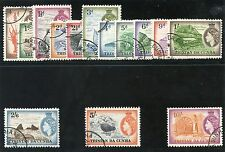 Used George VI (1936-1952) Era Tristanian Stamps