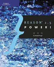 (Good)-Propellerhead Reason 2.5 Power! (Paperback)-Prager, Michael-1592001386