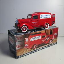 """ Essolube ""Motor Oil 1936 Dodge Panel Van, Diecast Coin Bank,Speccast,# 74003"