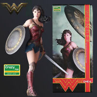 1:6 CRAZY TOYS WONDER WOMAN SUPER HERO GIRLS COLLECTIBLE STATUE ACTION FIGURES