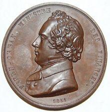 Belgio-Frere-Orban Ministro delle Finanze MEDAGLIA - 1851