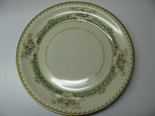 "MEITO Ivory China *Dexter* EMPIRE Shape 7 5/8"" GOLD Trim OCCUPIED JAPAN *Mint*"