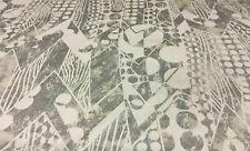 1.875 yds Pierre Frey Paquebot Iceberg Art Deco Velvet Upholstery Fabric BC