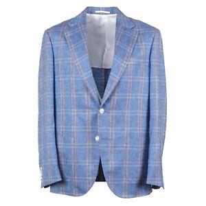 Barba Napoli Slim-Fit Loro Piana 'Dream Tweed' Sport Coat 44R (Eu 54) NWT $1350