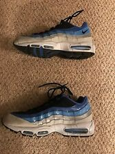 Nike Air Max 95 Baby Blue White Size 13 Jordan Excellent Condition