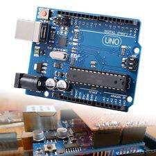 UNO R3 ATMEGA328P-16AU CH340G MICRO USB Development Board Compatible to Arduino.