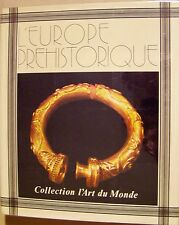 TORBRÜGGE Walter - L'EUROPE PREHISTORIQUE - 1970