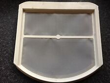 Zanussi TCE7276W condenser tumble dryer fluff / lint filter