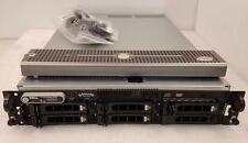 Dell PowerEdge 2950 Server PERC 5 2 x Dual Core 2.00Ghz E5130 4GB 3 x 146GB HDD