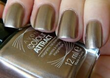 AVON COLOUR ATTRACT MAGNETIC NAIL POLISH ~ HYPNOTIC BRONZE ~ 12ml ~ NEW