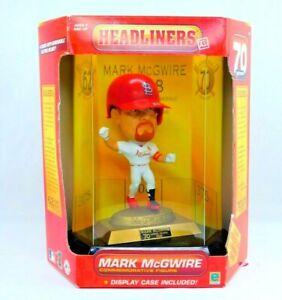 Mark McGwire Commemorative Figure HEADLINERS XL 1998