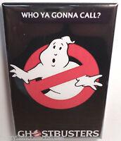 "Ghostbusters Movie Poster 2"" x 3"" Refrigerator Locker MAGNET Image 1"