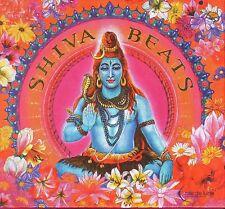 Shiva Beats CD box NEW 2-disc