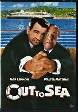 OUT TO SEA (DVD) (1997) (REGION 1 IMPORT) (JACK LEMMON, WALTER MATTHAU)