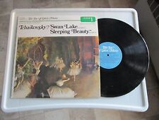Funk & Wagnalls Album 1 Tchaikovsky/Swan Lake/Sleeping Beauty Excerpts Record NM