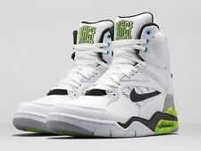 2015 Nike Air Command Force RETRO VOLT White Men Can't Jump Billy Hoyle Size 9.5