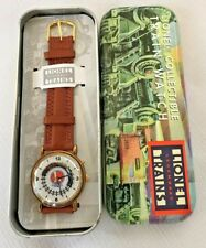 New In Box- Lionel Collectible Train Watch Motion & Real Train Sounds -Tin Case