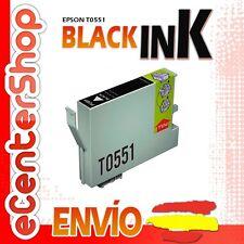 Cartucho Tinta Negra / Negro T0551 NON-OEM Epson Stylus Photo RX520