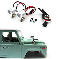 LED Light Bar Dachleuchte für 1/10 RC Crawler WPL D12 D90 MN Auto Car Spotlight