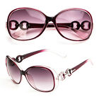 New Fashion Women's Vintage Large Oversized Eyewear Sunglasses Glasses Gift