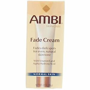 Ambi Fade Cream for Normal Skin, 2 oz (Pack of 3), New