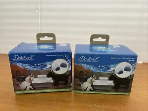 PetSafe Drinkwell PAC00-13906 Ceramic Avalon & Pagoda Charcoal Filters Lot Of 5
