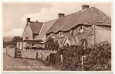 P.C School House Oxwich Gower Peninsula Swansea Glamorgan Pub F Frith Good Cond