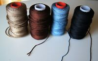 Omega Nylon Twist Cord Thread Spools You Pick the Color  Size 18
