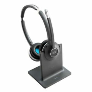 Cisco Systems 562 WIRELESS DUAL HEADSET STANDARD BASE P/N: CP-HS-WL-562-S-US=