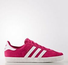 Adidas Originals Gazelle 2 J GS Big Kids Youth Girl Shoes BA9315 Pink Size 6.5