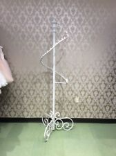 Gorgeous New Boutique Store Iron Handmade Spiral Clothing Rack Ships anywhere