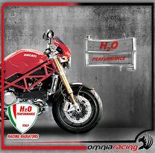 Radiatore Acqua H2O Performance SBK Radiator Ducati Monster S4R