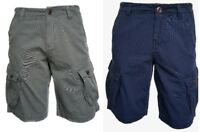 "MEN`S NEW ANGELO LITRICO CARGO SHORTS SIZE 30"" to 46"""