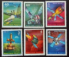 Timbre HONGRIE - Stamp HUNGARY Yvert et Tellier n°2576 à 2581 n** (Cyn15)