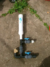 Ram Pump Hydraulic water pump runs FREE pumps 24/7 Compact model Pacific Mermaid