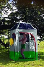 Portable Camping Shower Outdoor Privacy Room Shelter Changing Camp Pop Up Bath